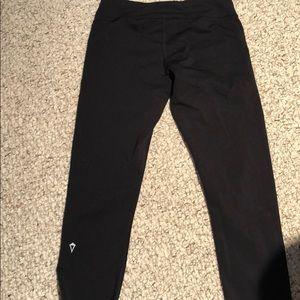 Barely worn black Ivivva leggings